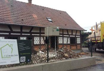 Rénovation maison à colombages Alsacienne à Hindisheim 7