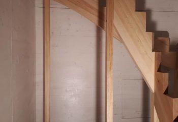 Escalier en bois 3