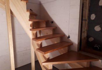 Escalier en bois 4