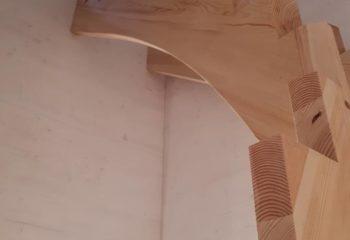 Escalier en bois 2