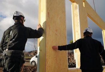 Construction maison ossature bois A l'Ère du Bois