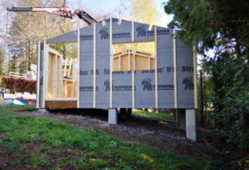 Rénovation chalet en bois 4