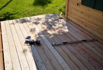 Rénovation chalet en bois 7