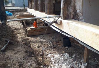 Rénovation maison à colombages Alsacienne 10
