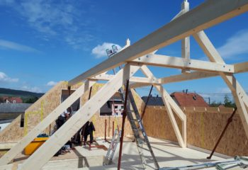 Construction charpente en bois 4
