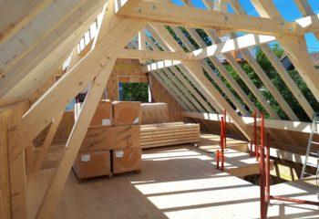 Construction charpente en bois 5