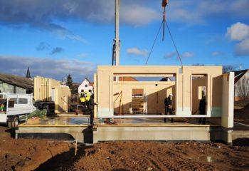 Construction maison ossature bois slide